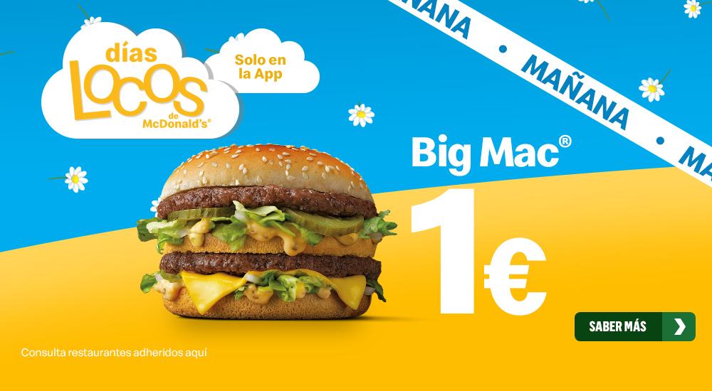 McDonald's Promociones del mes