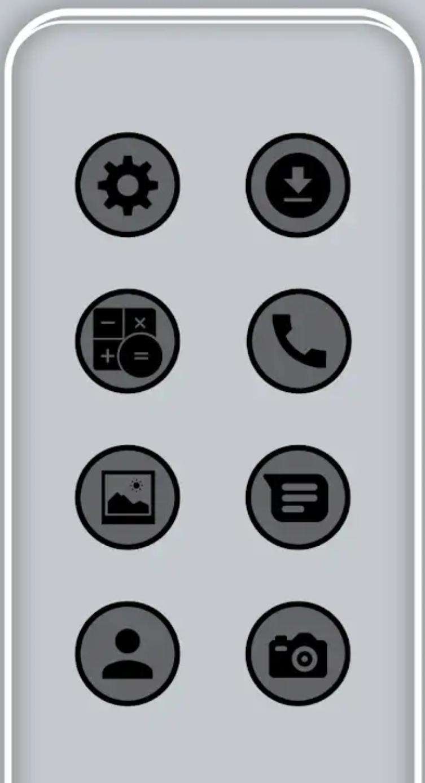 Packs de iconos de personalización para Android GRATIS