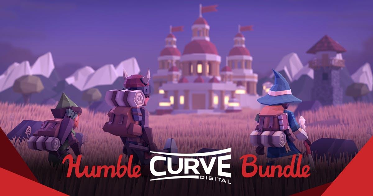 Nuevo HumbleBundle de Curve