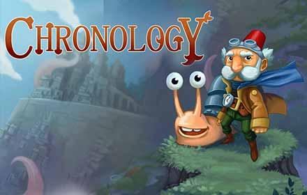 Chronology (Steam) GRATIS alienware arena level +15