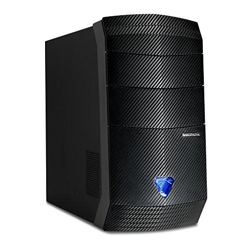 Medion S91 (Intel Core_i7 3.4 GHz, nVidia GeForce GTX 1060-6 GB DDR5, Disco Duro de 1 TB, 16 GB de RAM, Windows !0)