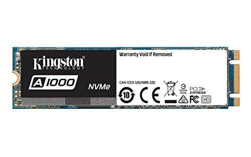 KingstonSA1000M8/240G M.2 2280, PCIe NVMe
