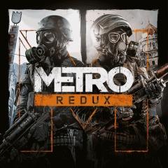 Metro Redux PS4 Store