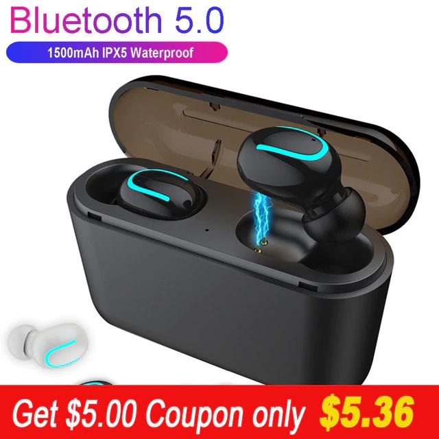 Auriculares TWS Bluetooth