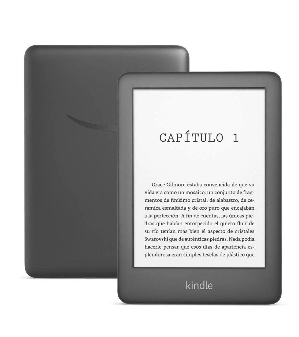 Nuevo Kindle 2019 ahora con luz integrada