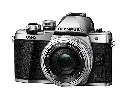 Olympus E-M10 Mark-II - Cámara Evil de 16.1 MP