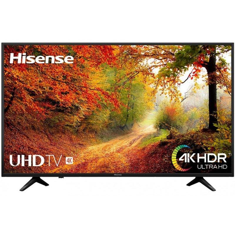 """Televisor Hisense H43A6140 Smart TV 43"""" UHD 4K HDR USB"""