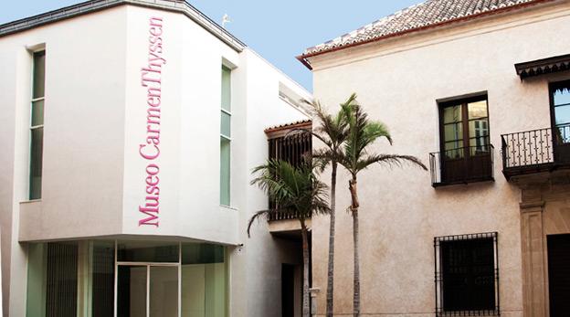 El Museo Carmen  Thyssen Málaga celebra su octavo aniversario con una jornada de puertas abiertas