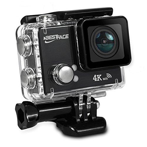 Cámara de acción 4K Ultra HD (Con accesorios)
