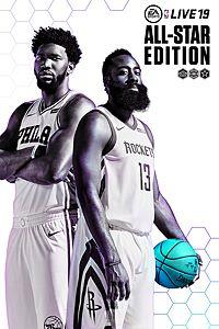 NBA Live 19 All Star solo 9.9€