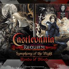 PS4 Castlevania Requiem: Symphony of the Night & Rondo of Blood