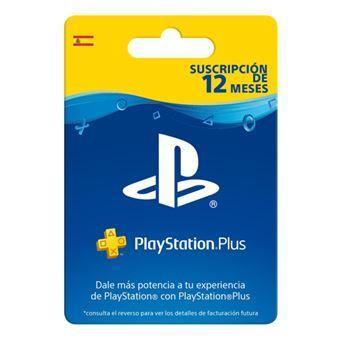 Tarjeta Playstation Plus 12 meses con la tarjeta de socio del MediaMarkt