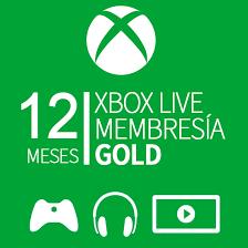 Xbox Live Gold 12 Meses 32.40€ en lugar de 59,99€