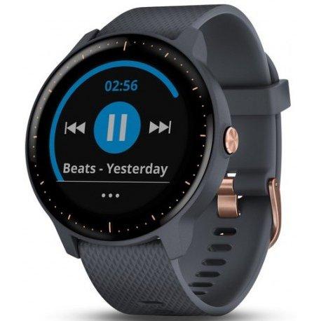 Reloj Inteligente Garmin Vívoactive 3 Music AG/OR Bluetooth