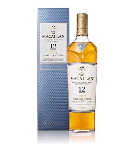 Macallan 12Y Triple Cask Whisky Escocés - 700ml