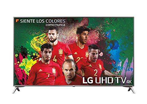 """LG 49UJ651V - Smart TV de 49"""" 4K UHD y HDR x3"""