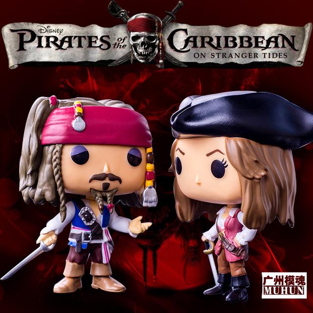 Funko Pop Piratas del Caribe