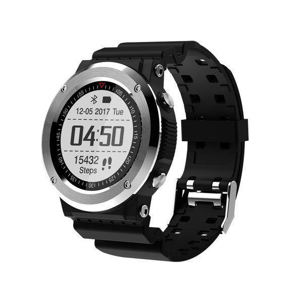 Reloj Newwear Q6 GPS Brújula, ritmo cardíaco