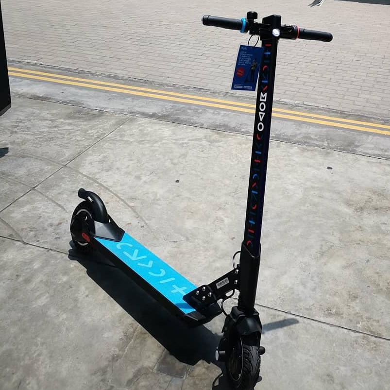 Viaja GRATIS este finde en patinete eléctrico en Madrid con Movo