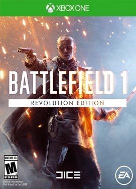 Battlefield one Revolution Xbox one