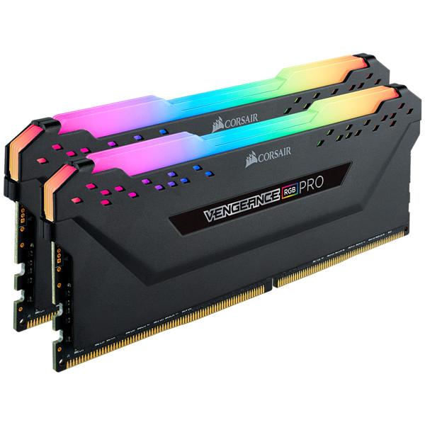 Corsair Vengeance RGB Pro Black 16GB (2x8GB) 3000MHz CL15 o 3200Mhz CL16