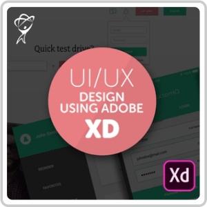 Excelente curso: Diseño de Interfaz, Experiencia de usuario, UI/UX y Adobe XD (8h, inglés)