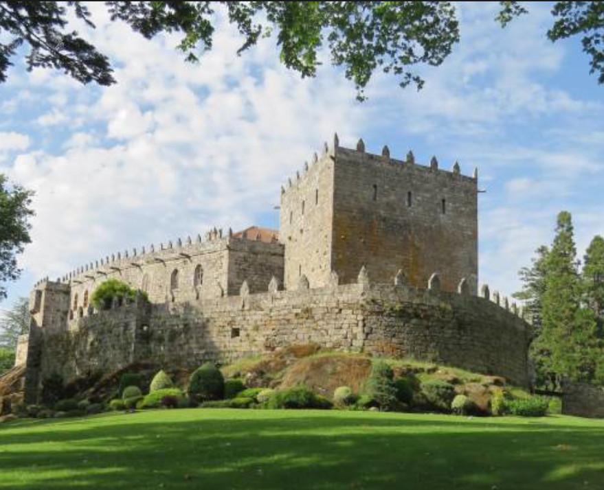 PONTEVEDRA: Castillo de Soutomaior (Engrada gratis el sábado 23/03 y domingo 24/03)