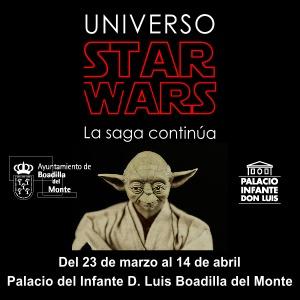 Exposición GRATUITA Star Wars Madrid