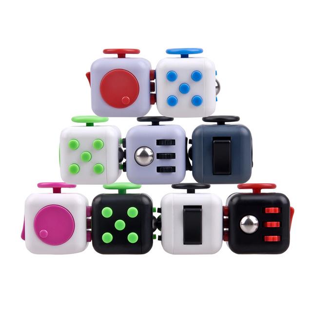 Mini Fidget Cubo de Juguete