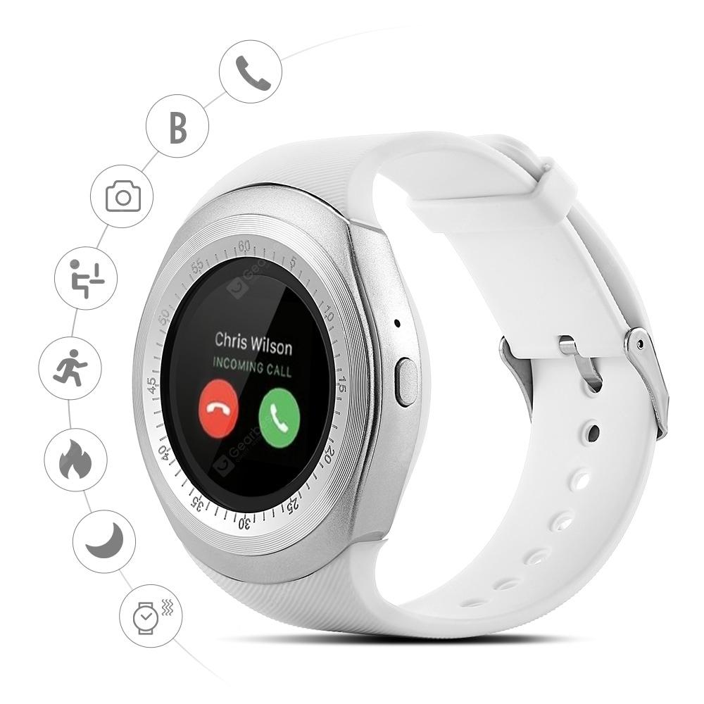 Alfawise Y1  - Smartwatch deportivo Bluetooth con función de teléfono independiente