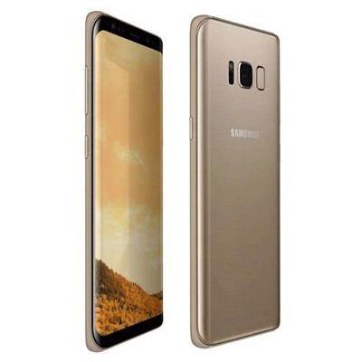 Samsung Galaxy S8+ Plus G955FD DUAL SIM 64GB Dorado