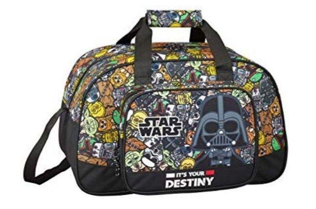Bolsa de deporte oficial Star Wars (sólo 2 en stock)