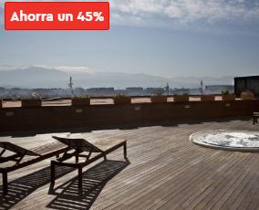 Puente de Mayo en Granada 44€/p la noche en hotel 5* con Spa