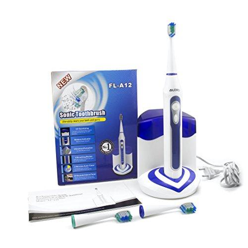 Cepillo de dientes eléctrico recargable Sonico solo 11,99€