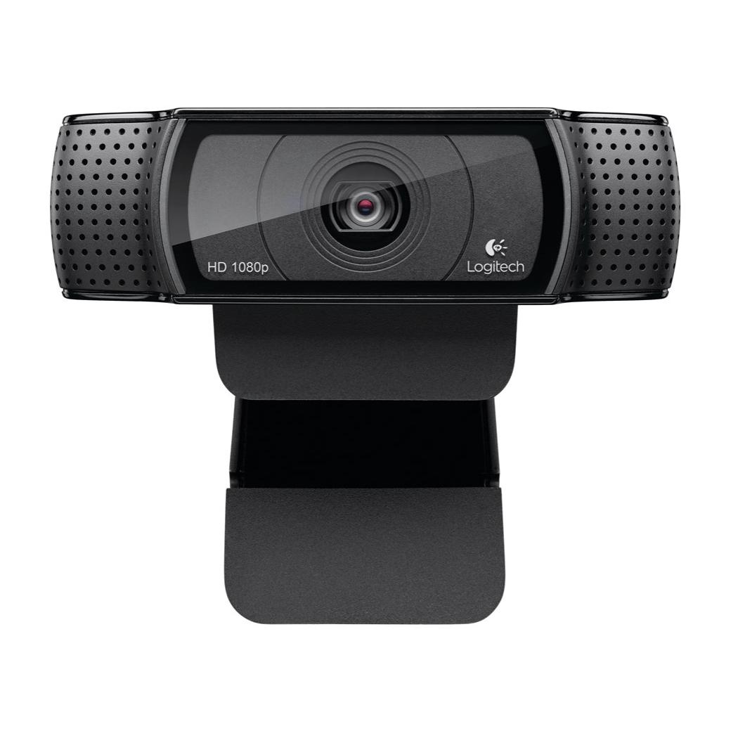 Logitech C920 - Webcam HD 1080p (28 de marzo, desde España)