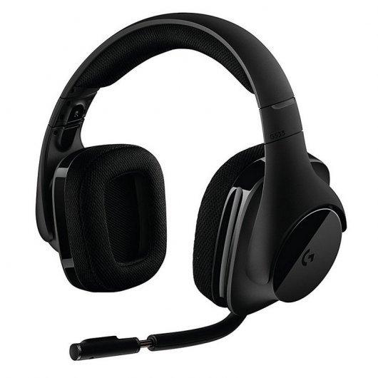Logitech G533 Gaming Headset