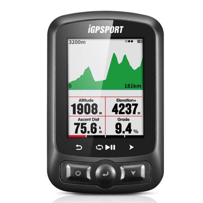 GPS. iGPSPORT iGS618
