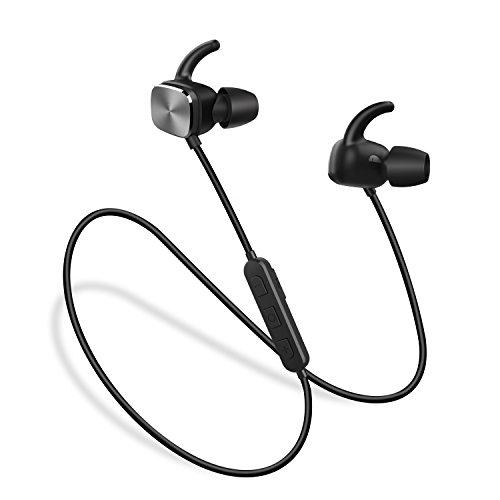Auriculares Bluetooth, Auriculares Inalámbricos Deportivos Techvilla Bluetooth 4.1