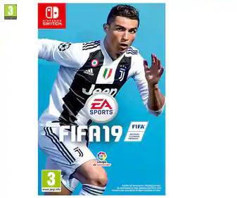 FIFA 2019 para Nintendo Switch 24,99€