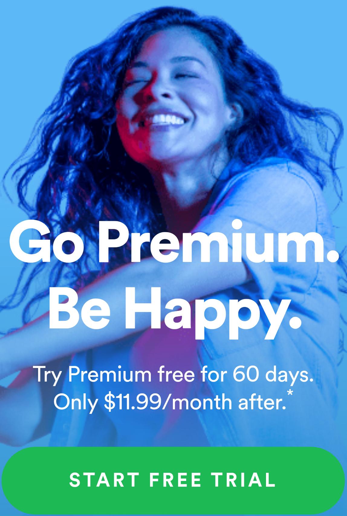 Spotify Premium: 2 meses gratis