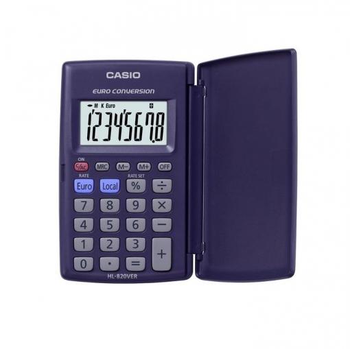 Calculadoras CASIO básicas por 3 euros con envío gratuito