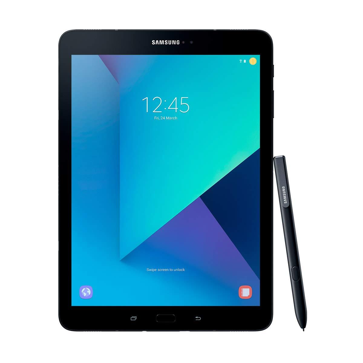 """Samsung Galaxy Tab S3 (Reacondicionado como nuevo)- Tablet de 9.7"""" 2K (WiFi, Procesador Quad-Core Snapdragon 820, 4 GB de RAM, 32 GB"""
