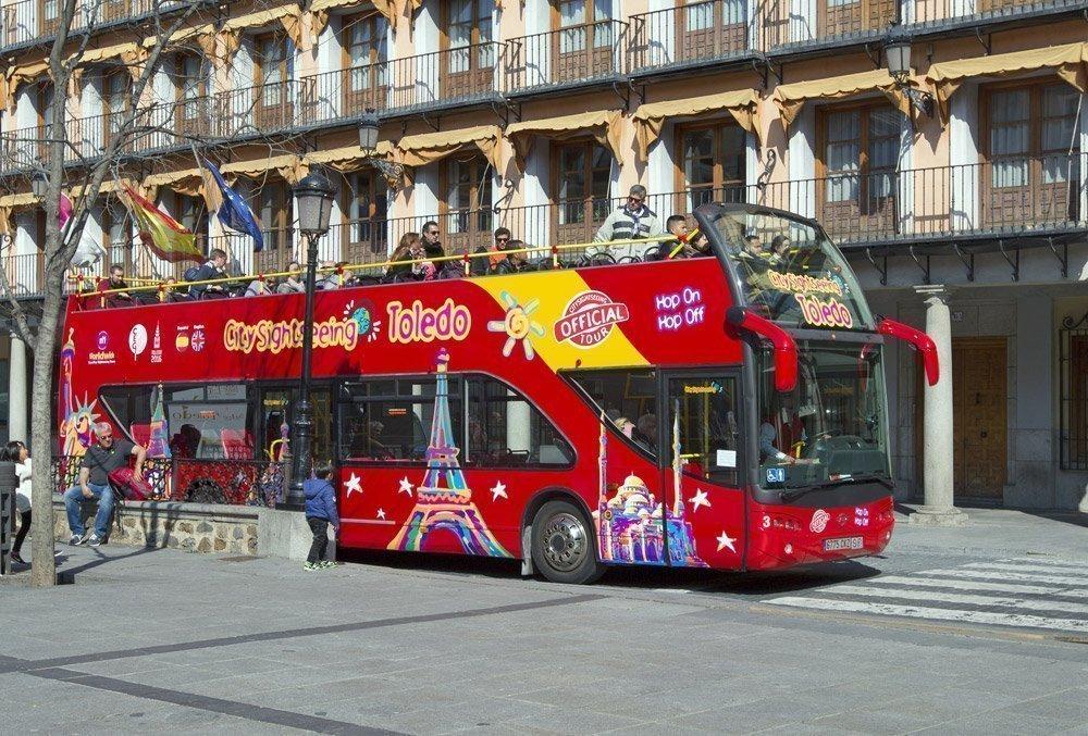 Tour GRATIS por Toledo en el 20 aniversario de City Sightseeing