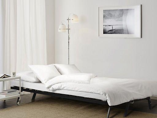 Sofá cama 3 plazas, Knisa gris