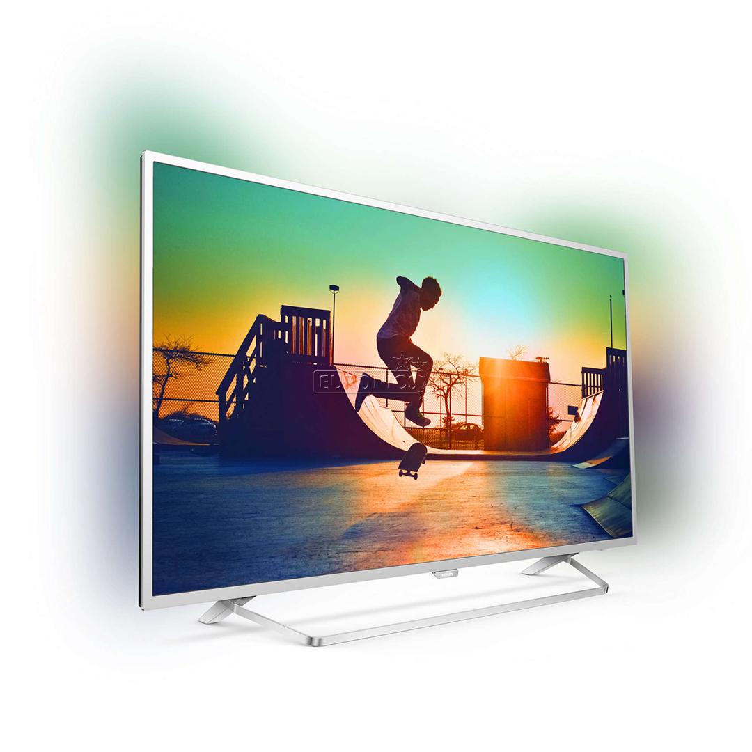 """TV 49"""" Philips 4K con Ambilight solo 499€"""