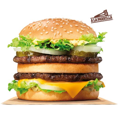 Big King 1 € - Burger King