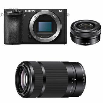 Sony a6500 + 16-50 + 55-210