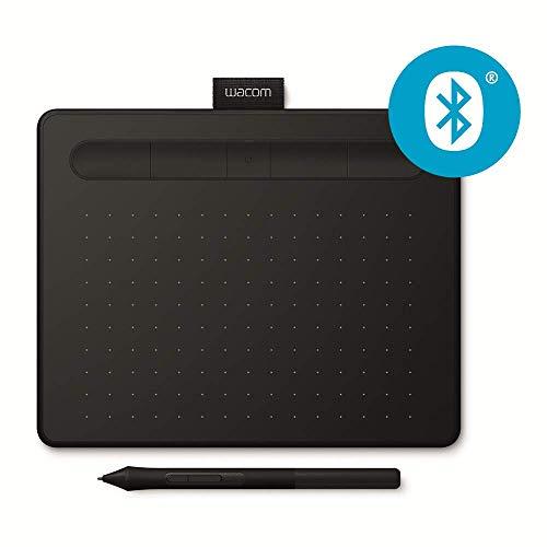 Wacom Intuos S Tableta Gráfica Bluetooth Negra