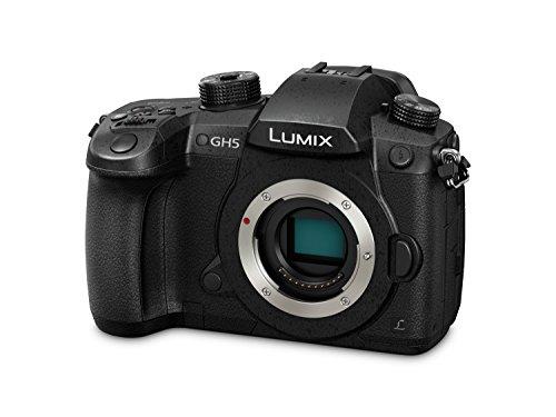Panasonic LumixG DC-GH5EC - Cámara sin espejo de 20.3 MP