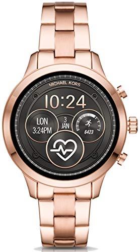 Michael Kors MKT5046 - Smartwatch de oro rosa